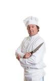 Professionele Chef-kok Stock Foto's