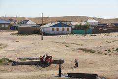 Een provincie van Kazachstan Royalty-vrije Stock Fotografie