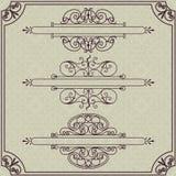 Een reeks elementen voor ontwerp Royalty-vrije Stock Afbeelding
