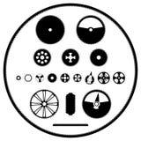Een reeks toestellen vector illustratie