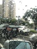 Een regenachtige dag Royalty-vrije Stock Foto