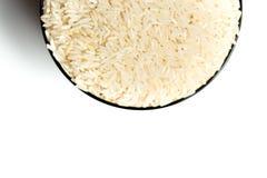 Een rijst in een kom Stock Fotografie