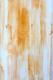 Een roestig staalvenster Stock Afbeelding