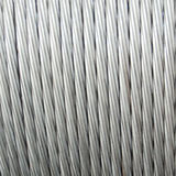 Een rol van Aluminiumdraad Stock Afbeeldingen