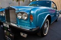 Een 1977 Rolls Royce Stock Afbeelding