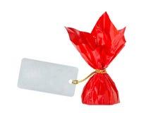 Een rood suikergoed Royalty-vrije Stock Foto's