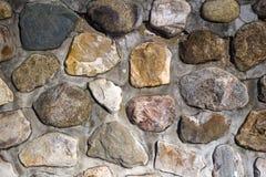 Een rotsmuur Stock Afbeelding