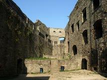 Een ruïne royalty-vrije stock foto
