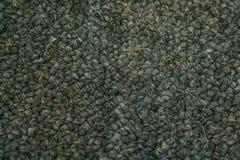 Een ruwe geweven doekachtergrond Stock Fotografie