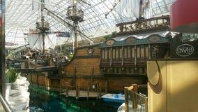Een schip Stock Fotografie