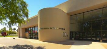 Een Scottsdale-Centrum voor de Uitvoerende kunsten Stock Foto