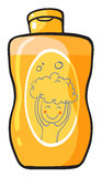 Een shampoo vector illustratie