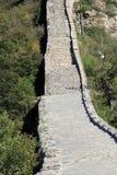 Een Simitaideel van Grote Muur grote stairs2 Stock Foto's