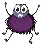 Een spin Stock Afbeelding