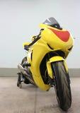 Een sportmotorfiets Stock Fotografie