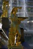 Een standbeeld Stock Afbeelding