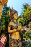 Een standbeeld van fee Royalty-vrije Stock Afbeeldingen