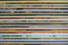 Een stapel boeken Stock Afbeeldingen