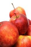 Een stapel van appelen Jonagold Royalty-vrije Stock Fotografie