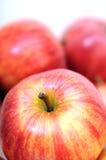 Een stapel van Jonagold-appelen Stock Foto's