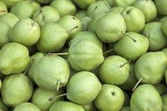 Een stapel van peren Stock Afbeelding