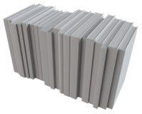 Een stapel van Witboek Stock Afbeelding