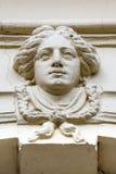 Het ornament van de steen Royalty-vrije Stock Foto's