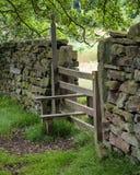Een Stijl op North Yorkshire legt vast stock afbeeldingen