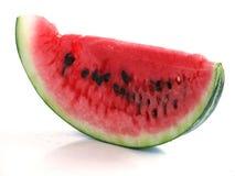 Een stuk van watermeloen royalty-vrije stock foto