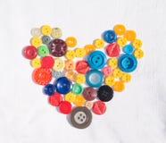 Een symbool van liefde Stock Foto