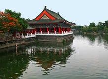 Een tempel Royalty-vrije Stock Afbeelding