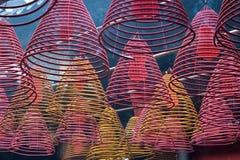 In een tempel Royalty-vrije Stock Fotografie