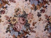 Een textieltextuur royalty-vrije stock foto