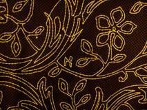 Een textieltextuur royalty-vrije stock afbeelding