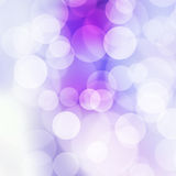Een textuur, abstracte achtergrond is kleurrijk bokehlicht van zon Royalty-vrije Stock Foto's