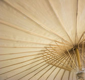 Een Thaise kleur 3 van paraplu met de hand gemaakte beautifu Royalty-vrije Stock Afbeelding