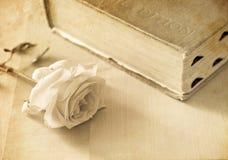 Een toewijding van Auteurs van Liefde stock foto's