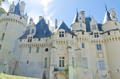 In een toren, een Prinses Royalty-vrije Stock Afbeeldingen