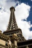 Een Toren van replicaeiffel Royalty-vrije Stock Afbeeldingen