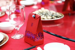 Chinees huwelijk Royalty-vrije Stock Foto