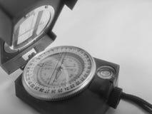 Een uitstekend kompas Stock Fotografie