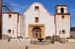 Een uitstekende kerk Stock Foto's