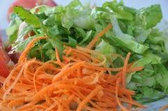 Een vegetarische lunch Royalty-vrije Stock Fotografie