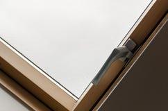 Een venster stock foto