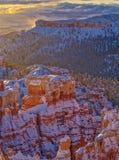 Een verbazende zonsopgangachtergrond Royalty-vrije Stock Fotografie