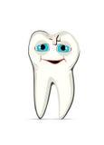 Geheelde tand Stock Foto's