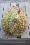 Een verrotting Durian royalty-vrije stock foto