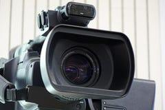 Een videocamera stock foto's
