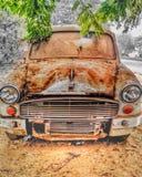 Een Vincent-auto Stock Foto's