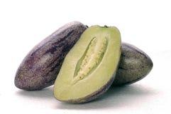 Een violet fruit royalty-vrije stock afbeeldingen